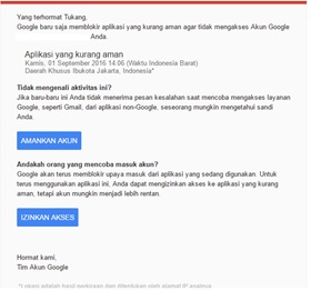 Tutorial Send Email b2b Indonesia via Gmail 3