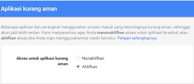 Tutorial Send Email b2b Indonesia via Gmail 4